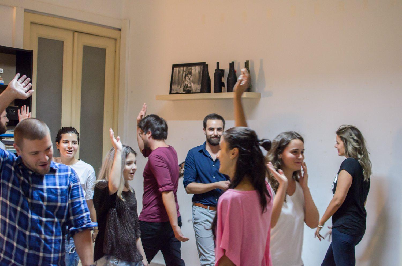 Cum este primul curs de actorie teatru la InLight?